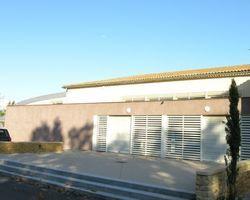 Salle des fêtes de Meynes