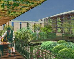 Cadre vert Hôtels