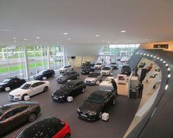 Terminal Audi Annecy à Seynod